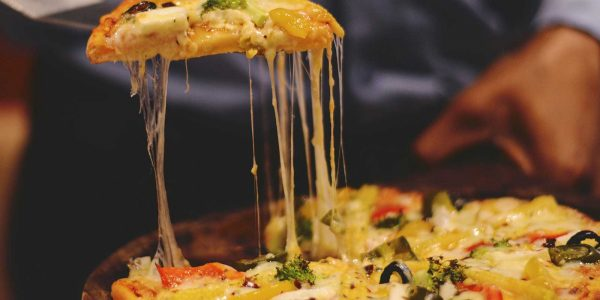 pizza sfeerfoto